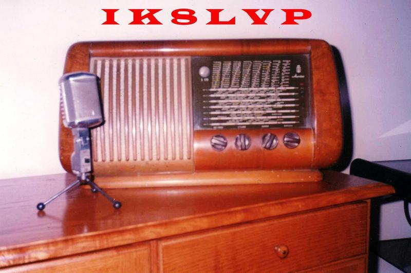 QSL image for IK8LVP