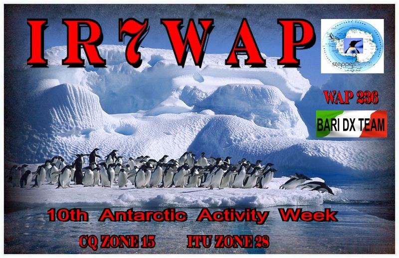 QSL image for IR7WAP