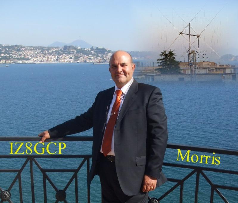 QSL image for IZ8GCP