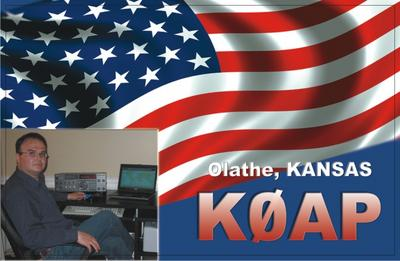 QSL image for K0AP