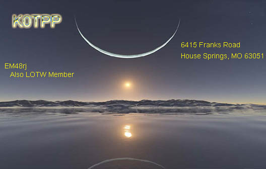 QSL image for K0TPP