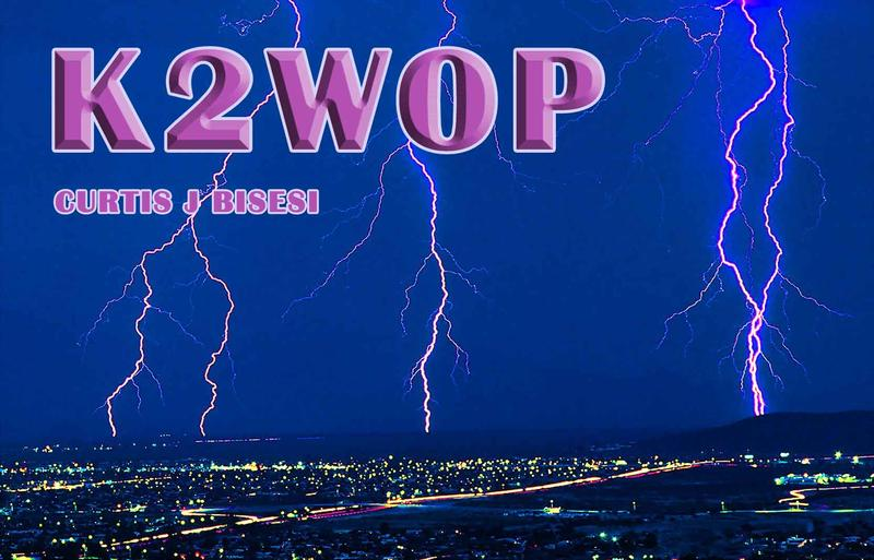 QSL image for K2WOP