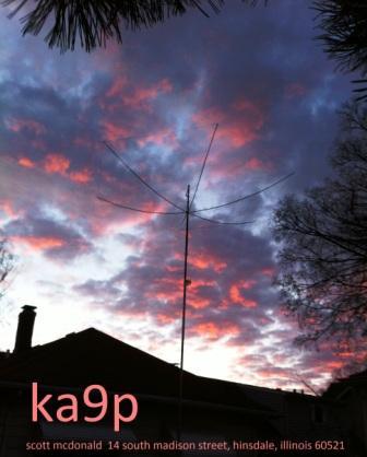 QSL image for KA9P