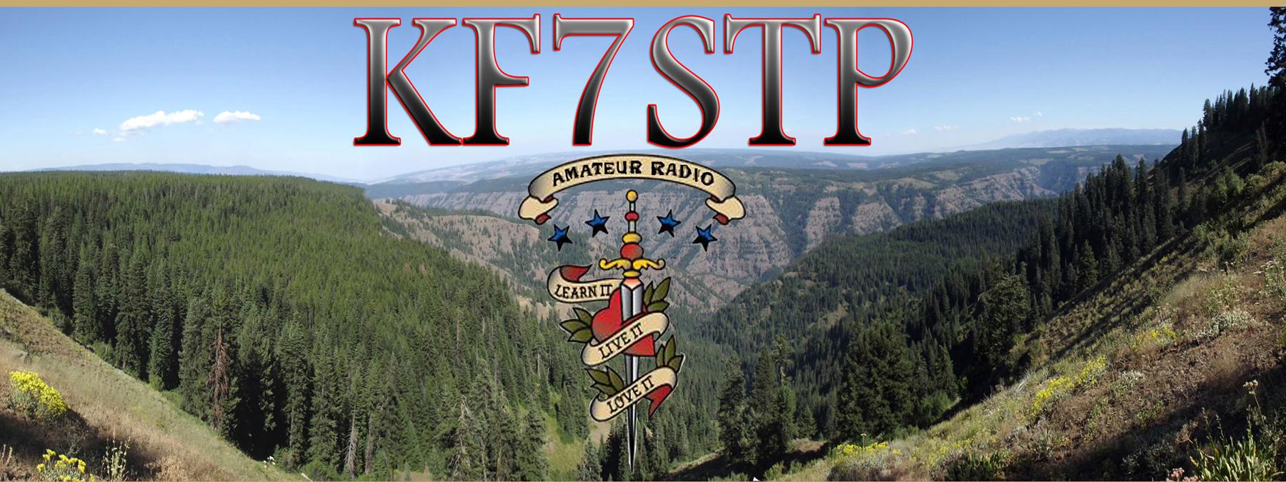 QSL image for KF7STP