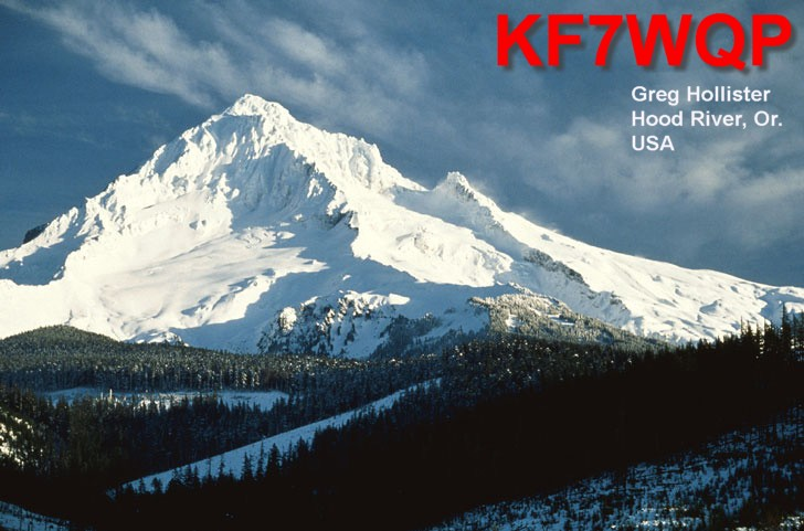 QSL image for KF7WQP