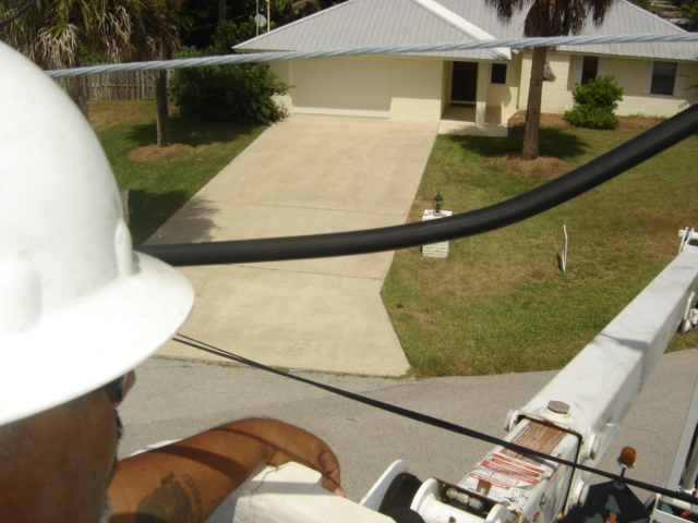 ON THE JOB WORKING SEBASTIAN FLORIDA