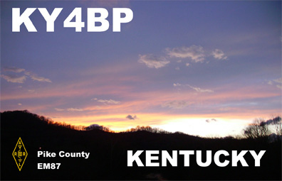 QSL image for KY4BP