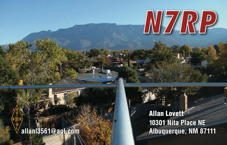 QSL image for N7RP