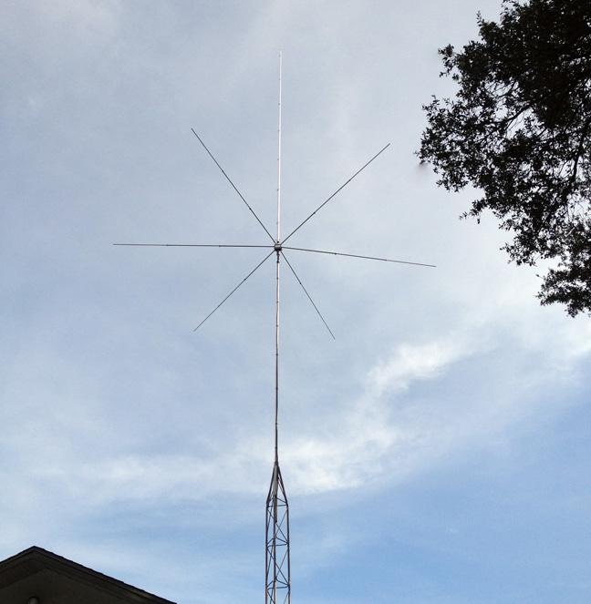 ZeroFive 6-20 Meter Vertical