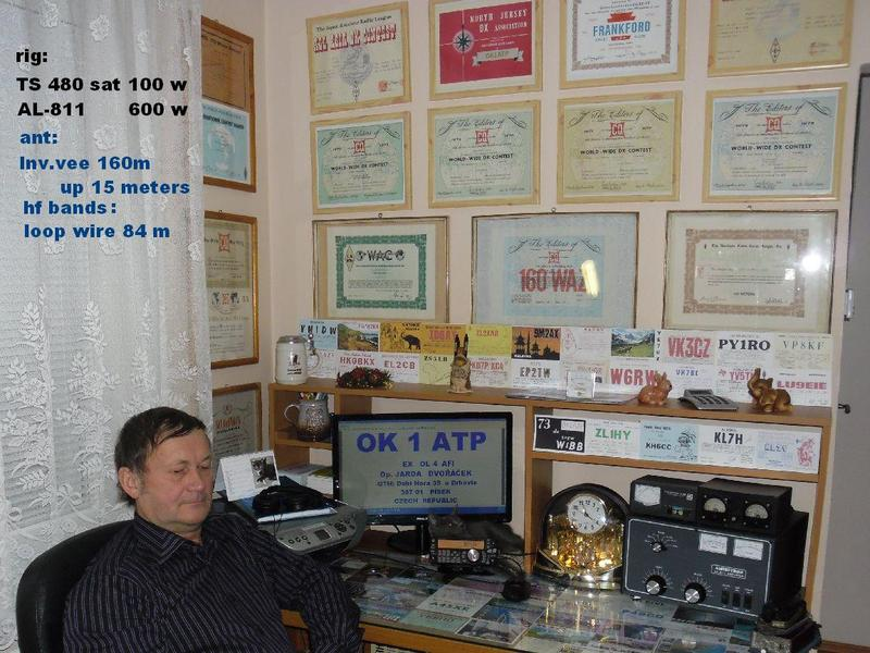 QSL image for OK1ATP