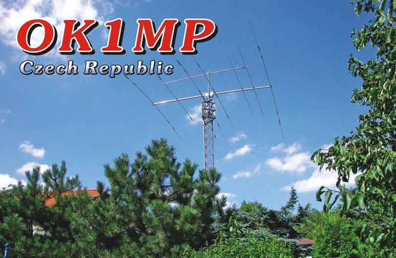 QSL image for OK1MP