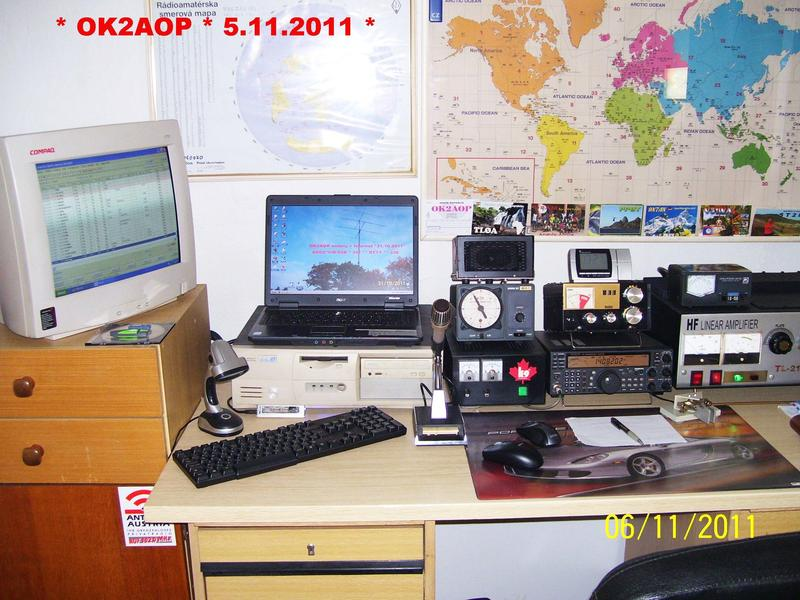QSL image for OK2AOP
