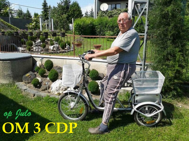 QSL image for OM3CDP