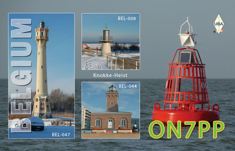 QSL image for ON7PP