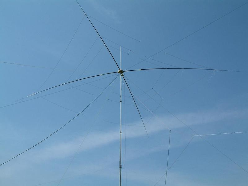 since 2004: 2-ele-3band-beam (moxon-style) - homemade