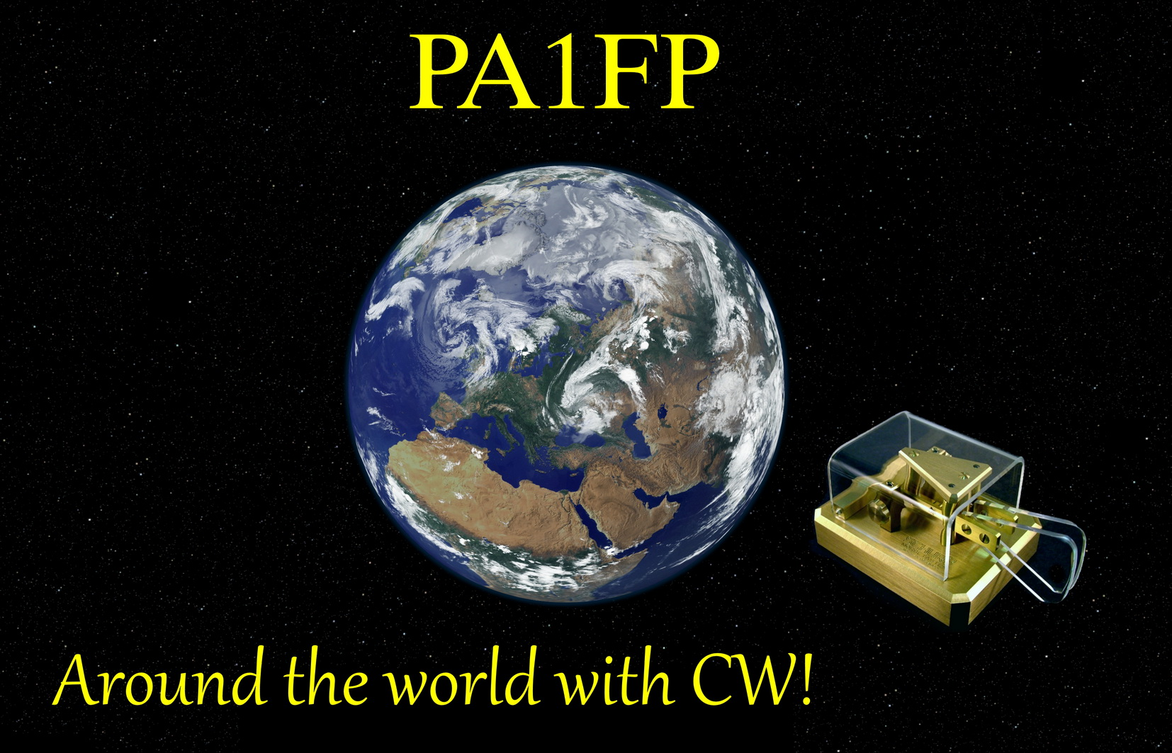 QSL image for PA1FP