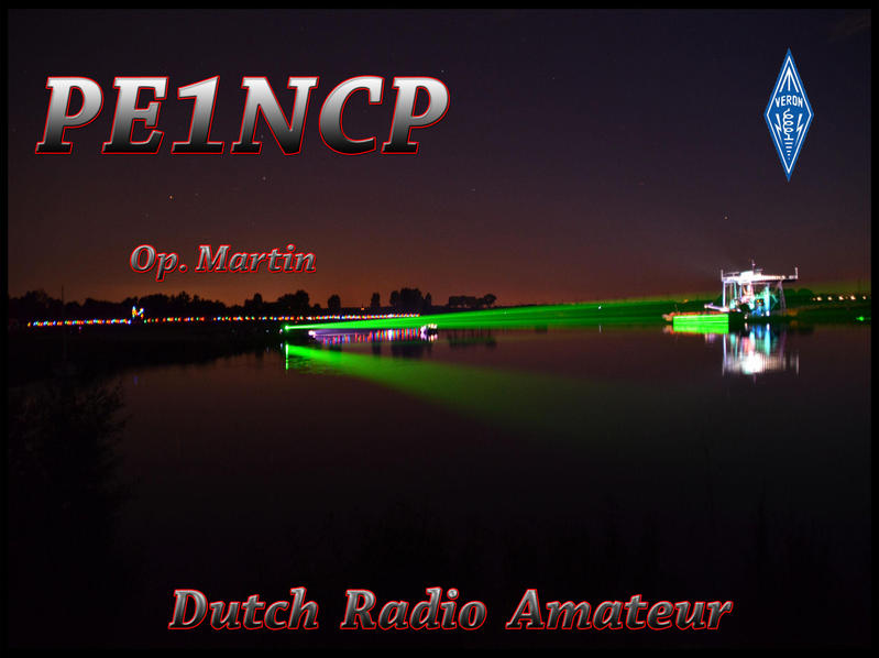 QSL image for PE1NCP
