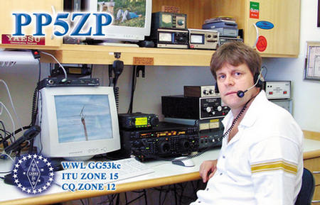 QSL image for PP5ZP