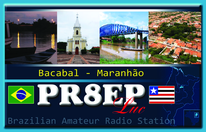 QSL image for PR8EP