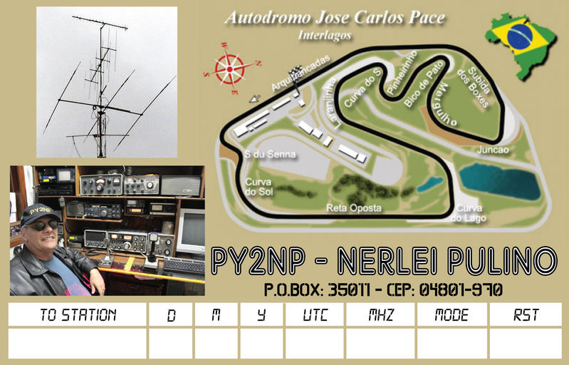QSL image for PY2NP