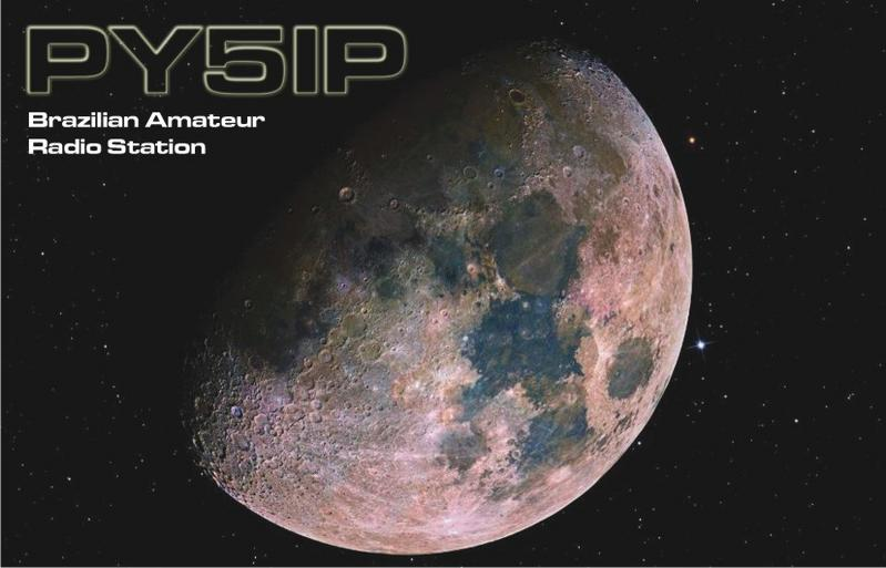 QSL image for PY5IP