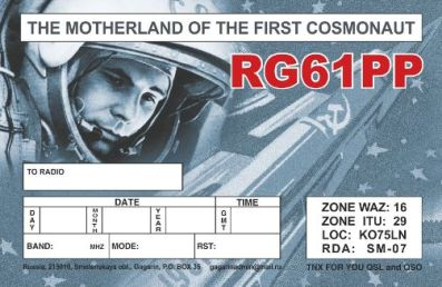 QSL image for RG61PP