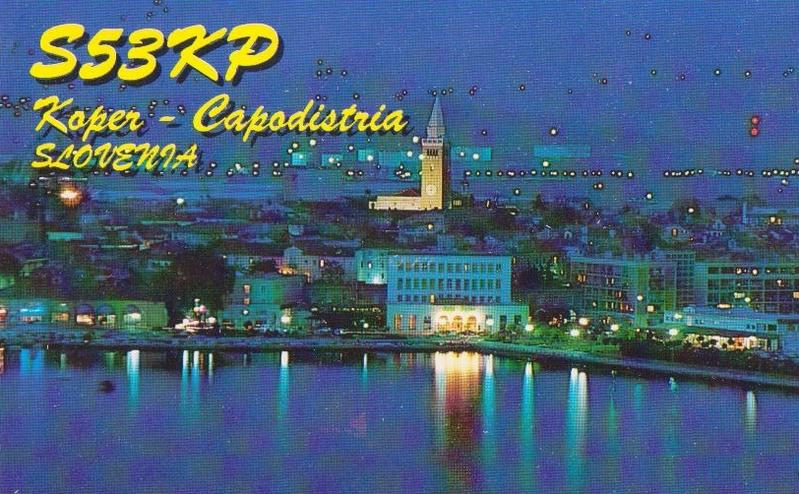QSL image for S53KP