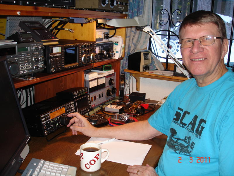 QSL image for SM5COP