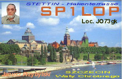 QSL image for SP1LOP