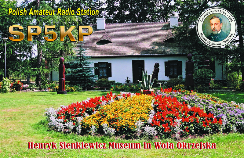 QSL image for SP5KP