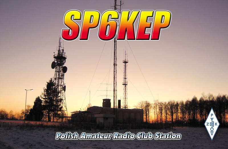 QSL image for SP6KEP
