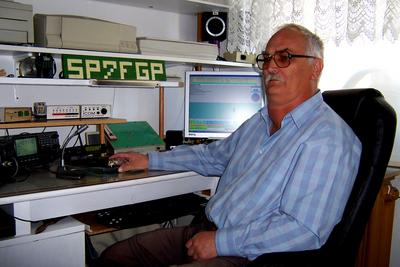 QSL image for SP7FGP