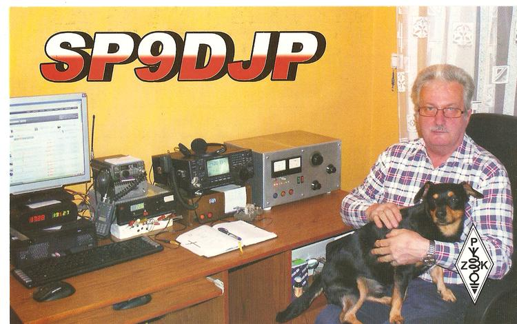 QSL image for SP9DJP