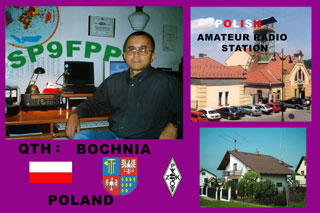 QSL image for SP9FPP