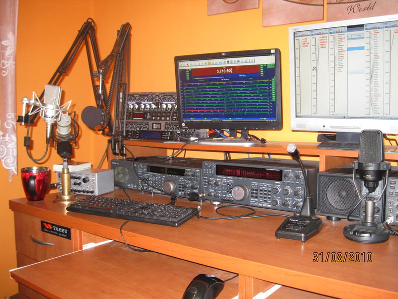 Радиостанция icom ic-706