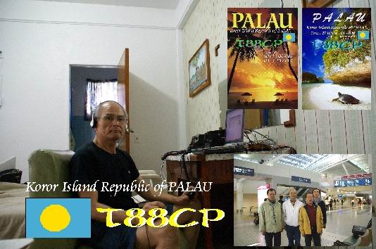 QSL image for T88CP
