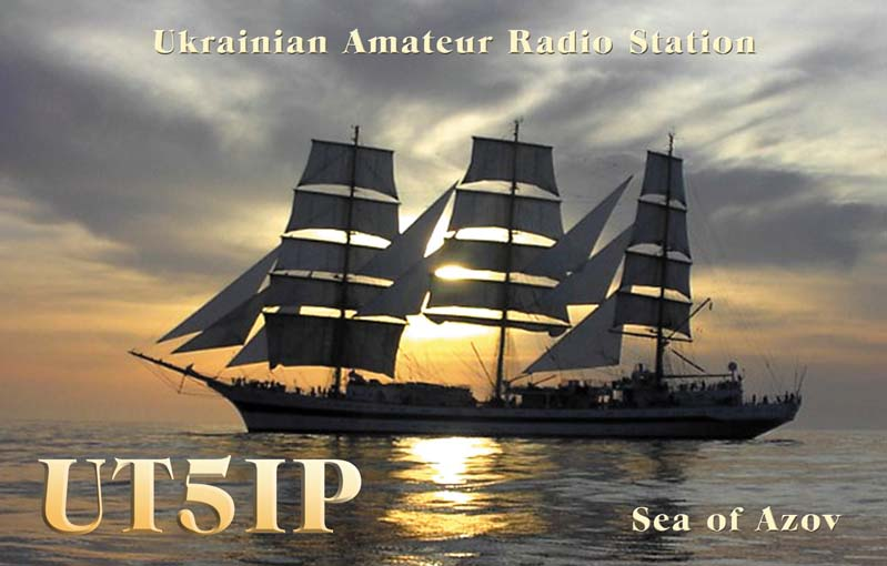 QSL image for UT5IP