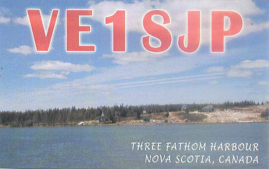 QSL image for VE1SJP