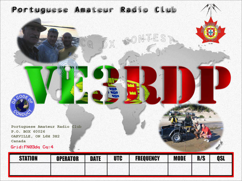 QSL image for VE3RDP