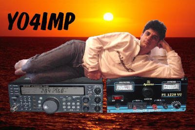 QSL image for YO4IMP