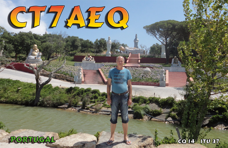 QSL image for CT7AEQ