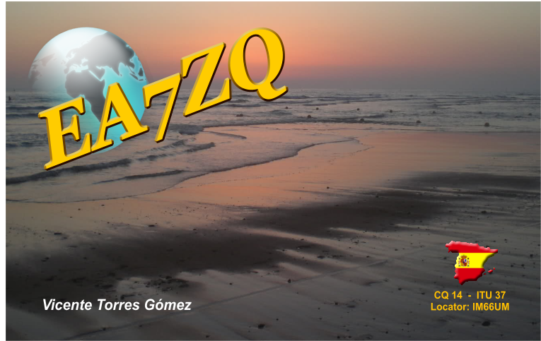 QSL image for EA7ZQ