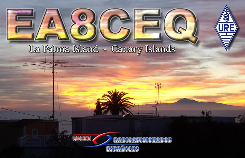 QSL image for EA8CEQ