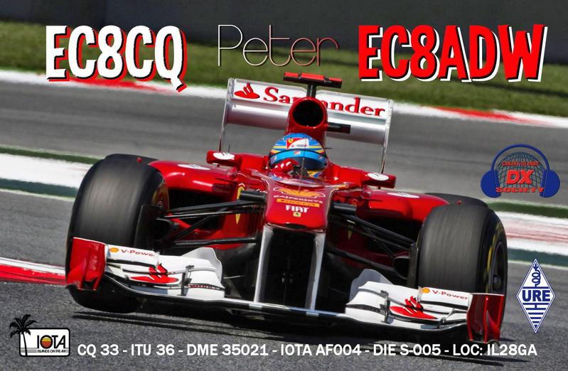 QSL image for EC8CQ