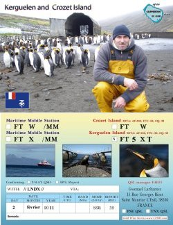 QSL image for FT5WQ