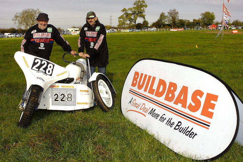 Fred & Carl Pugh at Worcester Buildbase Championship