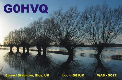QSL image for G0HVQ