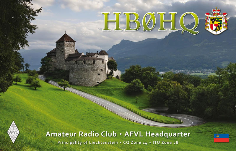 QSL image for HB0HQ