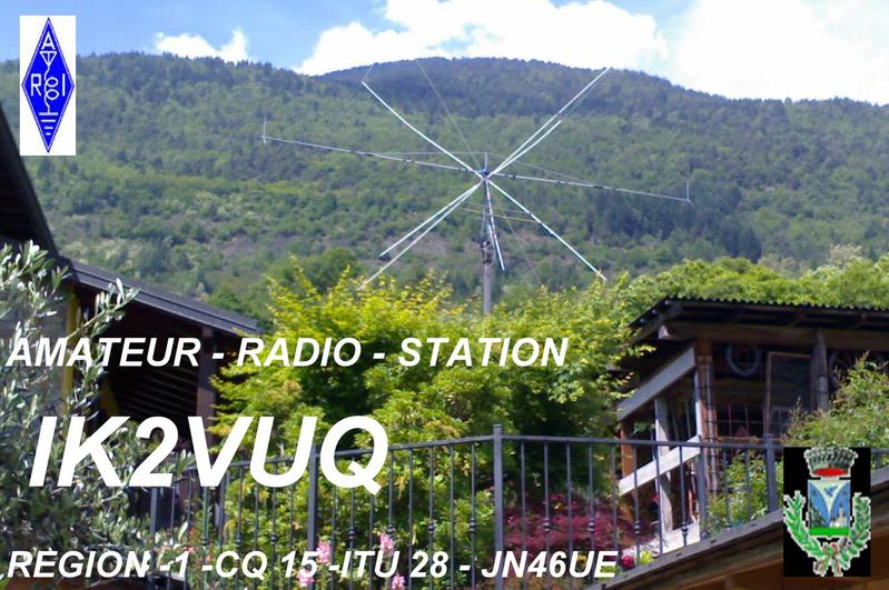 QSL image for IK2VUQ