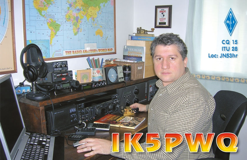 QSL image for IK5PWQ